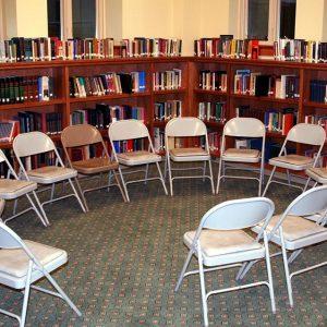Bibliotheksunterricht an der OSW