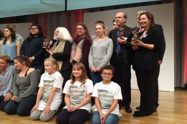 Deutscher Jugendliteraturpreis 2015