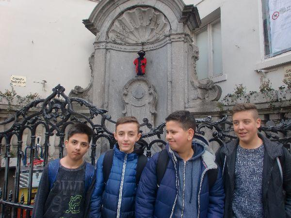 Treffen in Herzele, Belgien