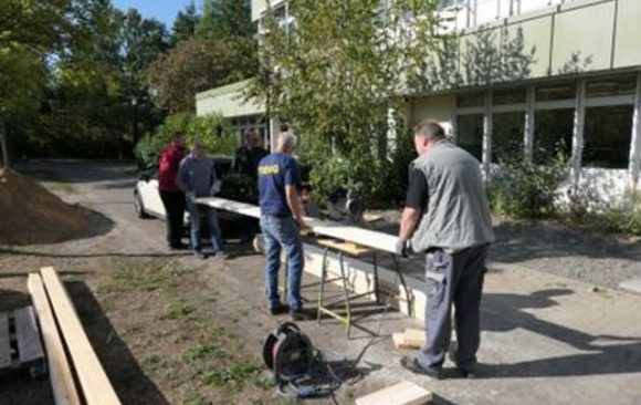 Freiwilligentag 2018 an der OSW