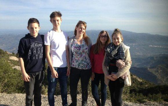 Trip nach Manlleu, Spanien