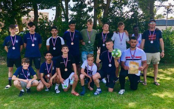 Großer Erfolg beim Fehmarn-Cup: OSW erreicht Platz 3