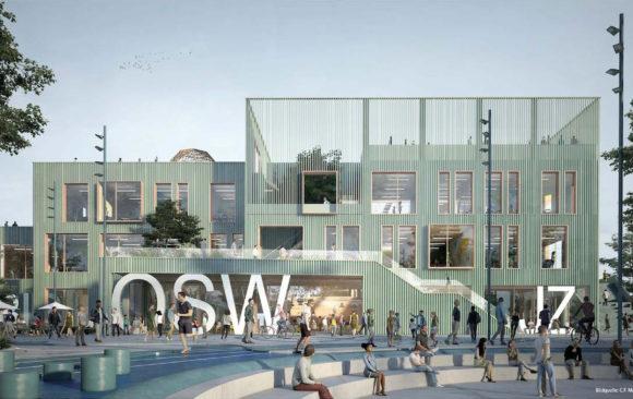 Neubau: Die OSW feiert einen ersten Etappensieg